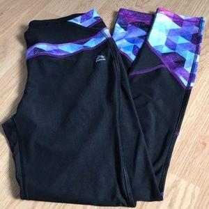 RBX Women's athletic leggings size medium